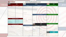 Single Page Plan - Blank